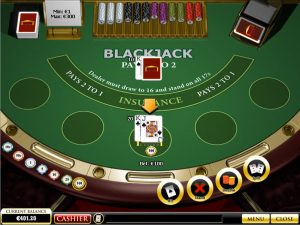 Black jack online